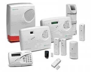 Vendita e installazione allarmi antifurto e sicurezza - Allarmi casa senza fili ...